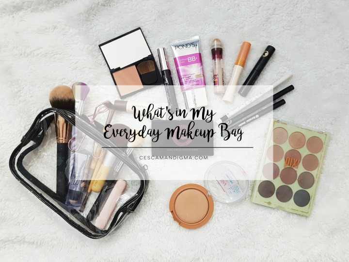 What's in My Everyday MakeupBag?