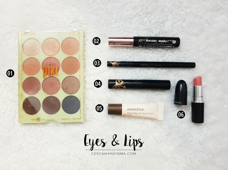 What's in my makeup bag OCT2017 Eyes & Lips.jpg