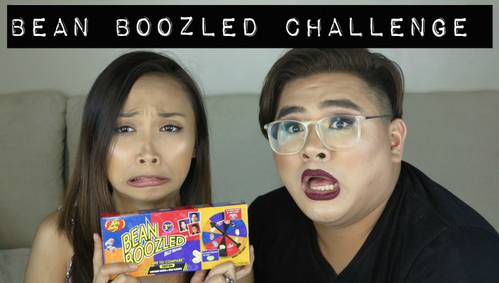 Bean Boozled Challenge ft. LuisIsorena