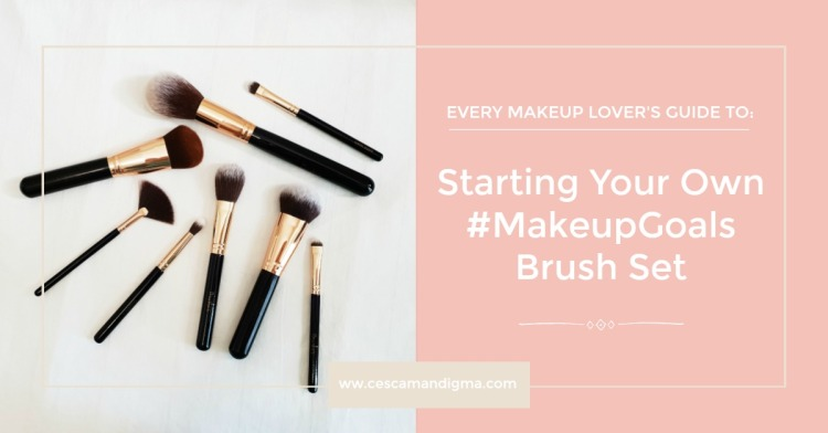 BC - EMLGT - Starting your own Brush set