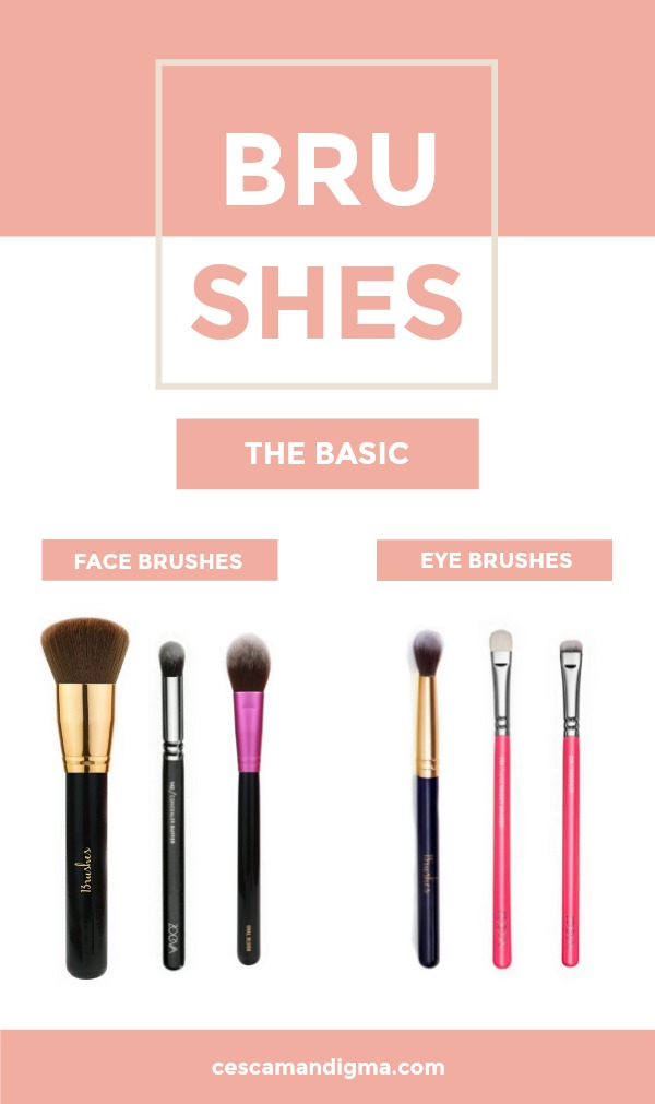 Brushes Must Have - The Basic