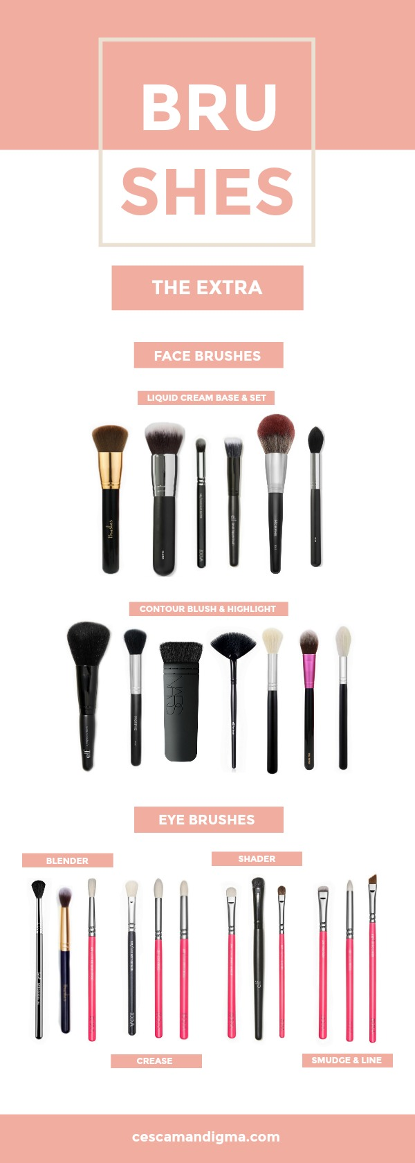 Brushes Must Have - The Extra